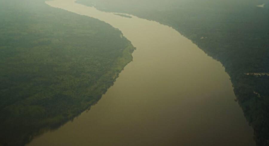 Arkivfoto. Kraftig regn har fået en flod til at løbe over i den østlige del af Den Demokratiske Republik Congo.