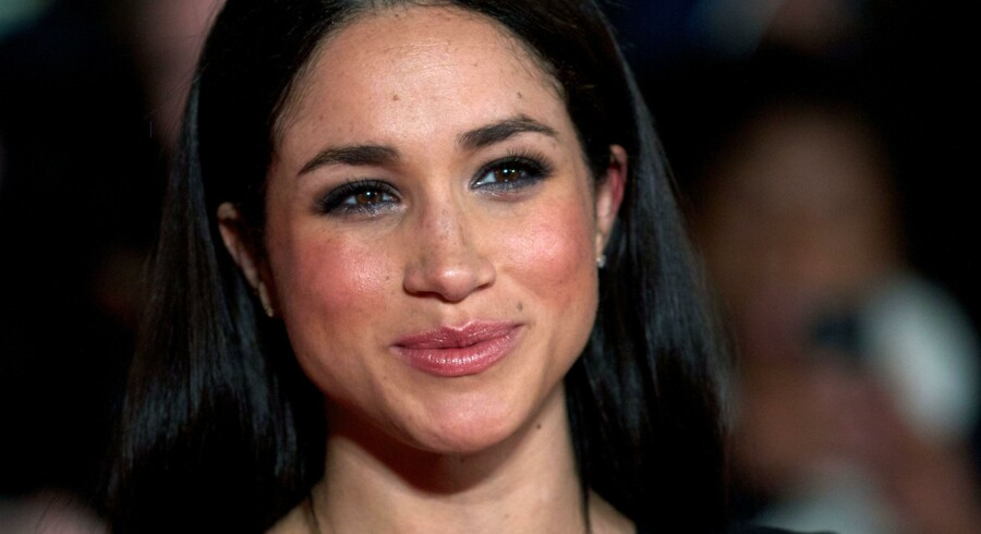 Meghan Markle er mest kendt for sin rolle i TV-serien »Suits«.