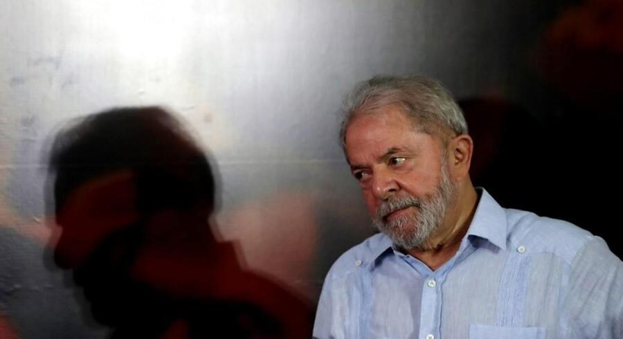 Den brasilianske ekspræsident Lula da Silva har fået sit pas annulleret forud for planlagt rejse til Etiopien.
