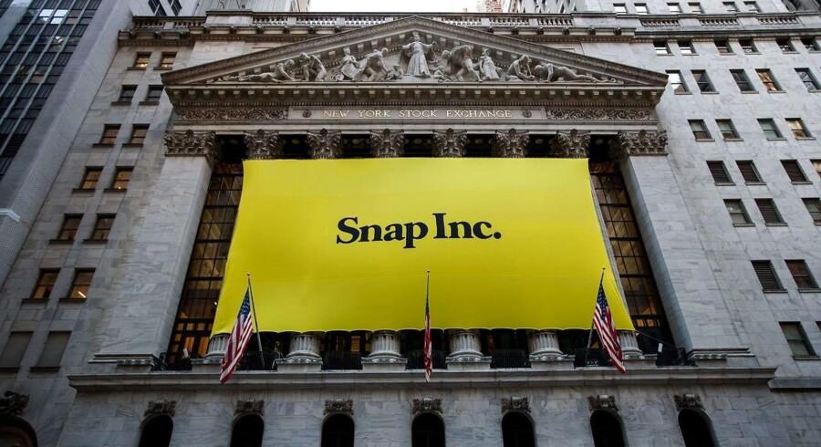 Prisen for en aktie var inden børsåbningen sat til 120 kroner. Den steg til cirka 180 kroner per aktie efter de første handler.