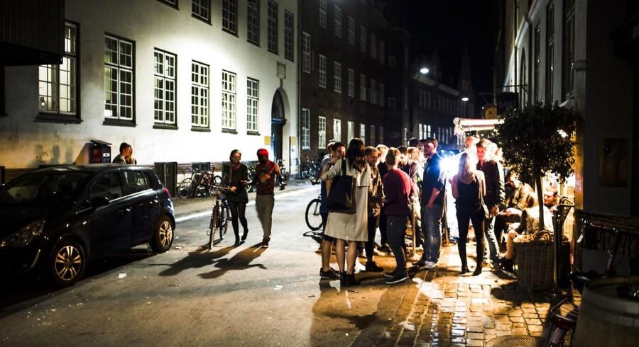 Nattelivet i Indre København plages i øjeblikket af tricktyverier af meget dyre ure.