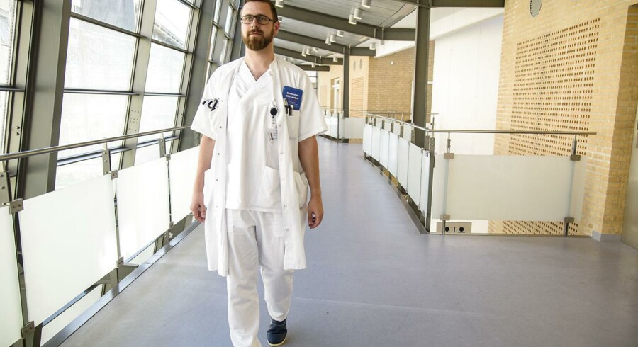 Jesper Brink Svendsen, læge i Region Sjælland
