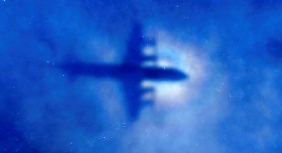 """Firmaet """"Ocean Infinity"""" skal forsøge at finde vraget af flyet, der menes at være forsvundet i Det Indiske Ocean."""