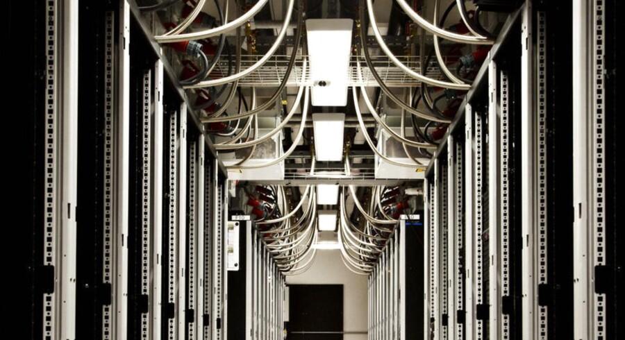 Datacenter i Viborg.