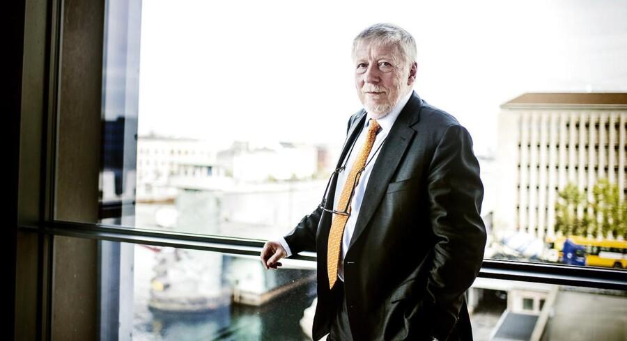Peter Lybecker, adm. direktør for Nordea Danmark