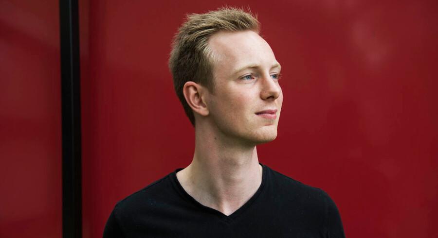 Christian Bøgelund var helt sikker på, at han ville studere psykologi, men så ombestemte han sig i sidste øjeblik og venter nu på, at han skal starte på Software teknologi på DTU i Lyngby.