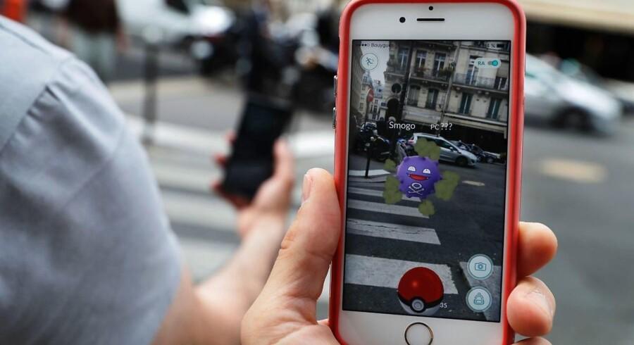 En undersøgelse har vist, at Pokémon Go er et effektivt middel i forsøget på at tabe sig.