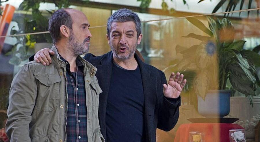 Javier Cámara og Ricardo Darín i bittersød film om venskab og livets endeligt.