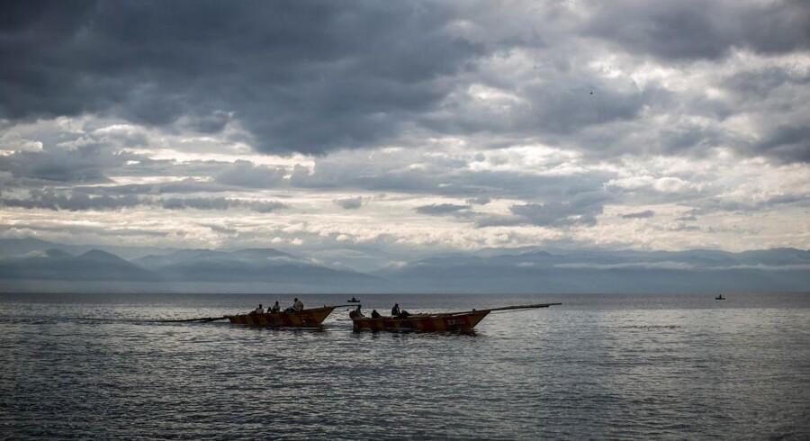 ARKIVFOTO: Tanganyika floden