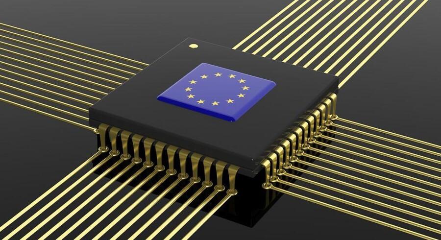 Aldrig tidligere er der blevet investeret så meget i teknologibranchen i Europa som i år, men der mangler det afgørende sidste for at komme helt op i superligaen. Arkivfoto: Iris/Scanpix