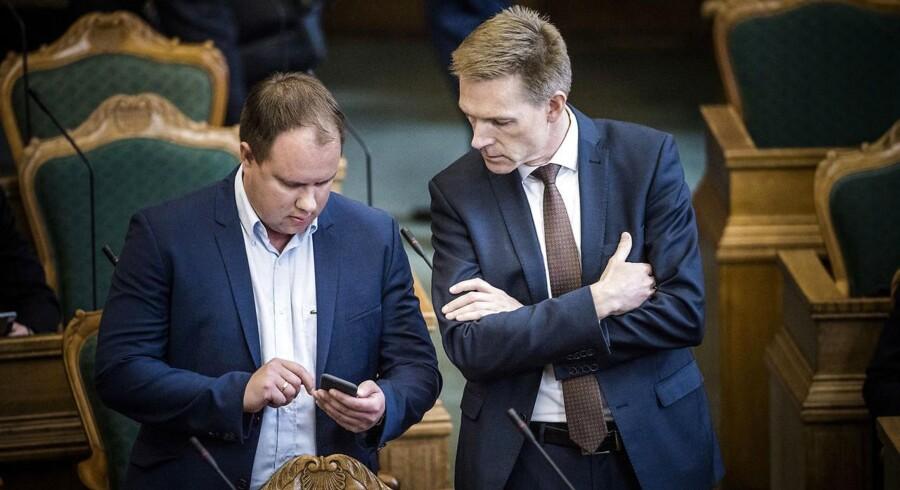 Dansk Folkeparti er klar med syv tiltag, der skal gøre op med ghettoer.
