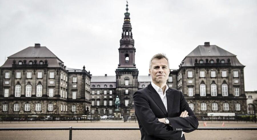 Thomas Larsen kalder de forestående forhandlinger de vigtigste i mange år på Christiansborg.