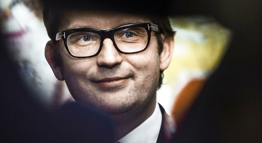 Troels Lund Poulsen vil kræve en skrappere kontrol af dagpengemodtagere i blandt andet Østeuropa. Arkivfoto: Sophia Juliane Lydolph