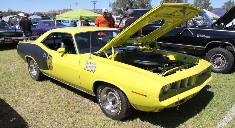 I 1971 kostede en Plymouth Barracuda 29.975 kroner. Nu er den mere end 16 millioner værd.