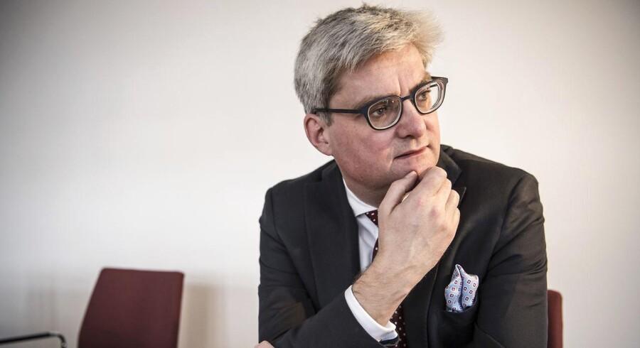 Uddannelsens- og forskningsminister Søren Pind.