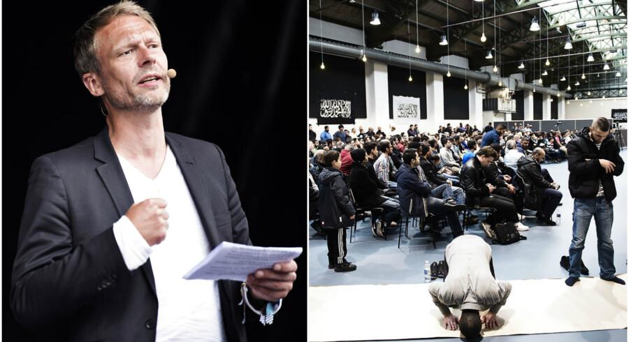 Borgmester Carl Christian Ebbsen er »møgirriteret« over, at Hizb ut-Tahrir har lejet Københavns Kommunes lokaler i weekenden.