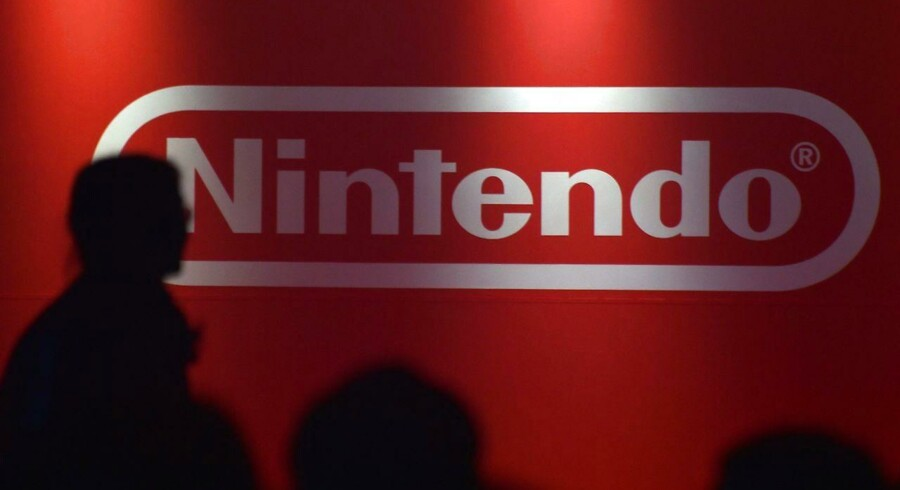 Arkivfoto. Der er solgt flere Switch-spilkonsoller end ventet, og det smitter positivt af på producentens, den japanske spilkonsolproducent Nintendo, regnskab for første kvartal.