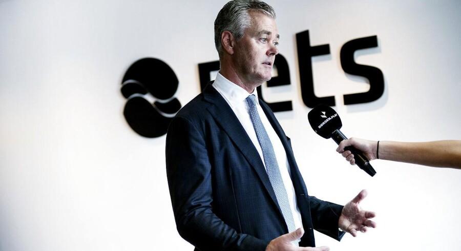 Nets-topchef Bo Nilsson kan formentlig snart se frem til på ny at skulle forholde sig til kapitalfonde som ejere.