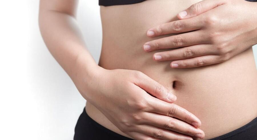 Livmoderen vokser som en stor ballon og skubber uden hensyn til alt både tarme, ledbånd og muskler, under graviditeten. Men de ekstra kilo kan trænes væk.