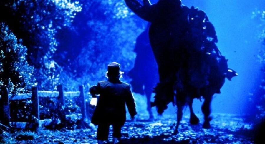Billede fra filmen Ringenes Herre.