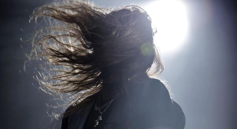 Smadreland, mosh pit, vikingstangtennis og masser af dobbeltpedal. Udtryk som kan virke fremmede, men som har sin naturlige plads på landets største metalmusikfestival Copenhell 2015.Svenske Hammerfall med forsanger Joacim Cans fotograferet på Copenhell, lørdag den 20. juni 2015.