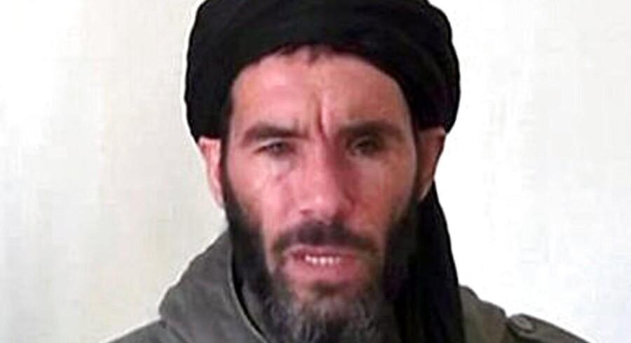 Mokhtar Belmokhtar.
