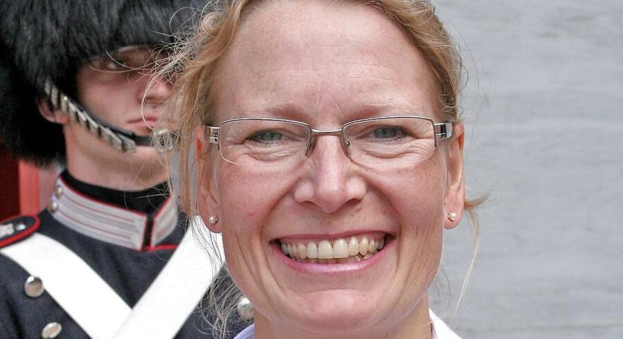 Lone Strøm forlader direktørstolen i Statens IT for at blive rigsrevisor. Arkivfoto: Bjarne Lüthcke