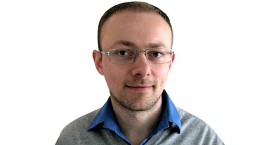 Andreas Bøje Forsby, Cand.scient.pol., KU Projektmedarbejder, DIIS