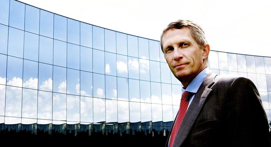 Lars Mikkelgaard-Jensen bliver kaldt en god IBM-soldat og er kendt for omhyggelighed og orden i sagerne. Arkivfoto.