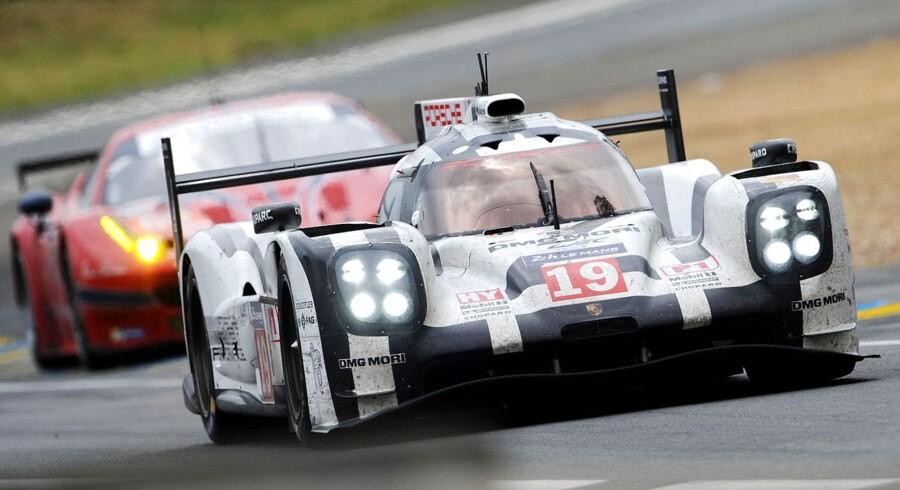Det blev en stor triumf for Porsche i Le Mans, mens danskere skuffede.