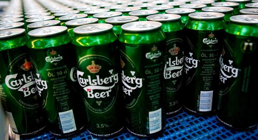 En øl om dagen giver ikke vom.