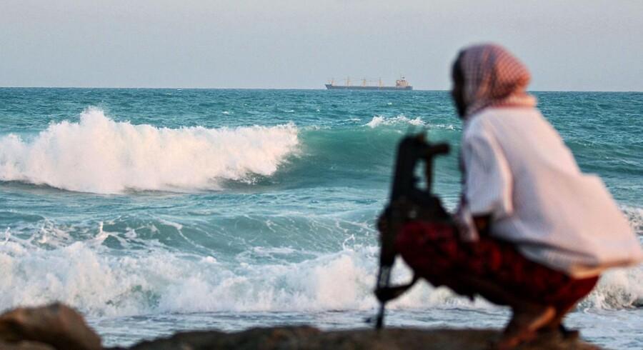 Hvis det stod til Anders Ladekarl, generalsekretær for Dansk Røde Kors, får piraterne ikke en krone i løsepenge for den 60-årige danske mand, der er blevet bortført i Somalia. Arkivfoto.