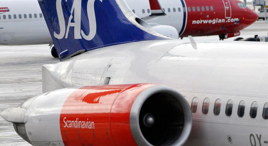 Både SAS og Norwegian må se sig overgået - både i verden, men også på hjemmebane.