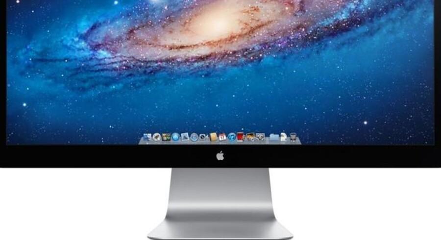 Steve Jobs nævner det i den kommende biografi om ham, og rygter bekræfter det næsten: Apple er på vej med HD-TV.
