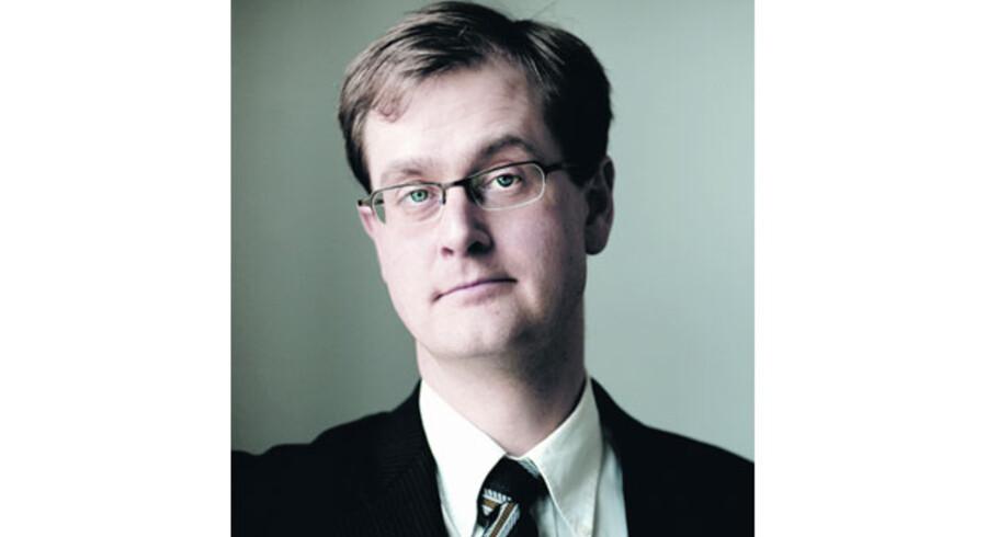 Mads Lundby Hansen, cheføkonom, CEPOS