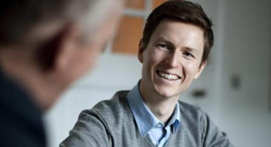 SFs politiske ordfører Jesper Petersen.
