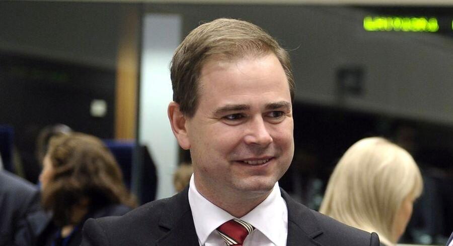 Europaminister Nicolai Wammen (S) skal gæsteforelæser om EU på Harvard University ved kronprinsparrets USA-besøg.