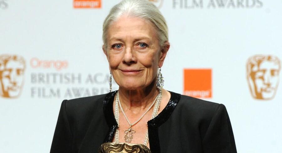 """Den britiske skuespillerinde Vanessa Redgrave skal være med i """"Nattog fra Lissabon"""", som instrueres af Bille August. Indspilningerne begynder i marts 2012."""