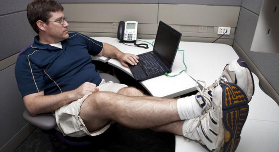 En mand må også have korte bukser på i arbejdstiden, har Ligebehandlingsnævnet afgjort.