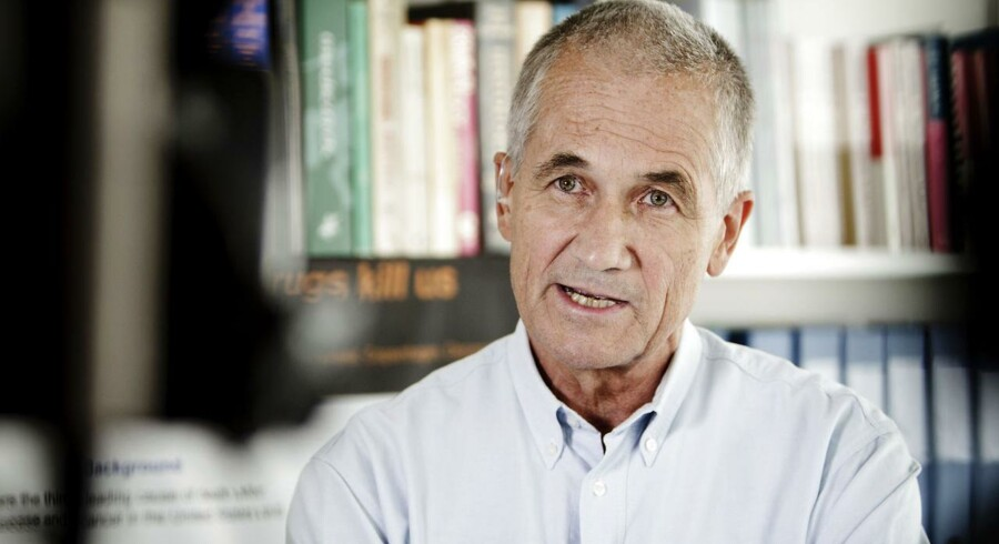 Leder af Det Nordiske Cochrane Center i København, Peter Gøtzsche, mener at langtidsbrug af psykofarmaka skader mere, end det gavner.