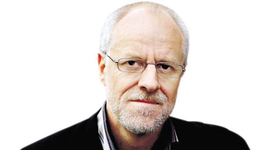 Mogens Blicher Bjerregård Formand for DJ og AJKS