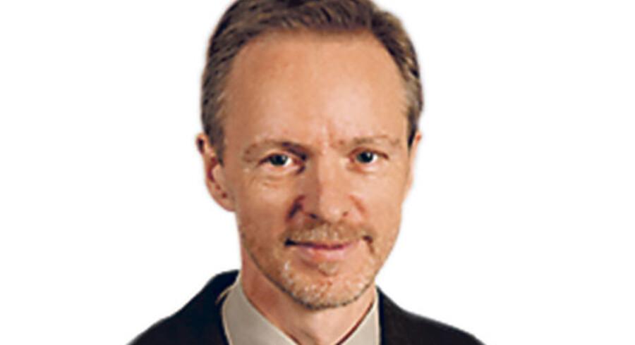 Bo Sandemann Rasmussen, professor, Institut for Økonomi, Aarhus Universitet