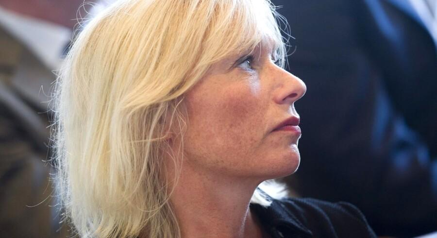 Ifølge B.T.s oplysninger er Henriette Kjær tæt på at få et nyt lederjob i transportsektoren.