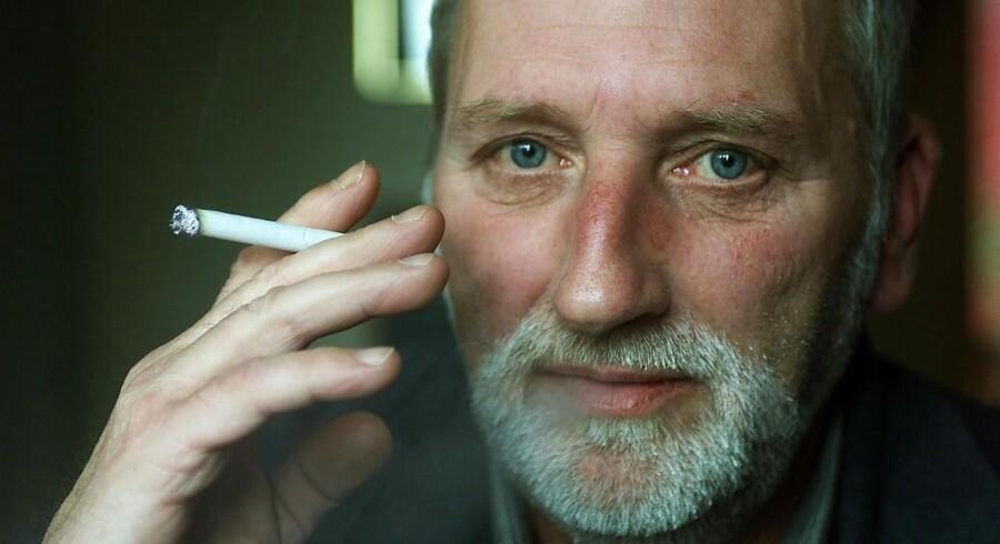 Allan Lykke Jensen slæber som den første dansker slæbe Skandinavisk Tobakskompagni i retten for at få firmaet til at vedkende sig ansvaret for hans tobaksvaner.