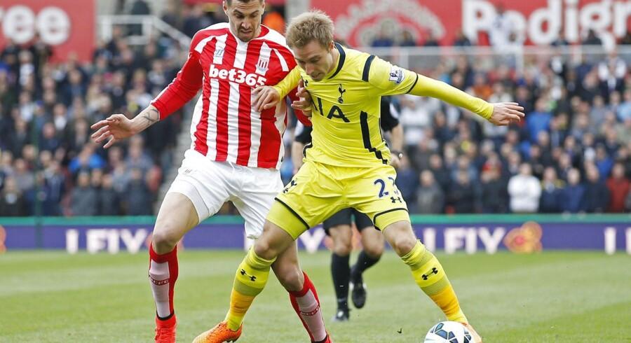 Daily Mails Jamie Redknapp retter hård kritik mod Christian Eriksen