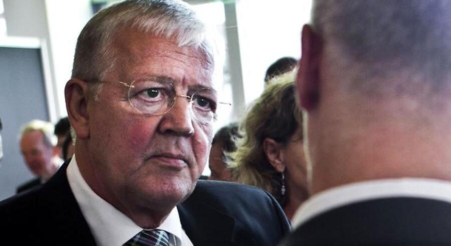 Arkivfoto. Henning Dyremose fremlægger i dag udspillet fra mediestøtteudvalget.
