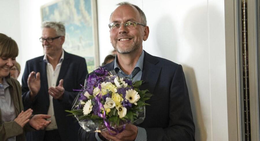 Henrik Wigh-Poulsen er ny Biskop i Aarhus Stift.