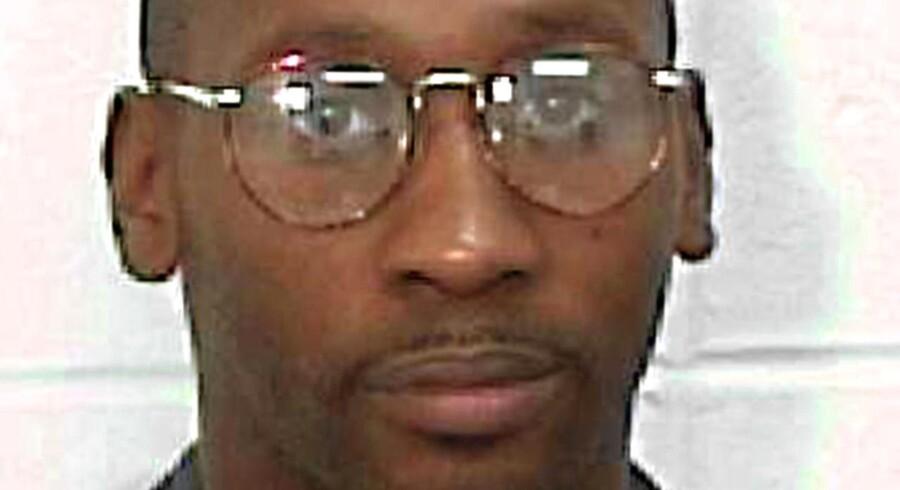 Helt ind til det aller sidste minut var der store demonstrationer mod Troy Davis' henrettelse.