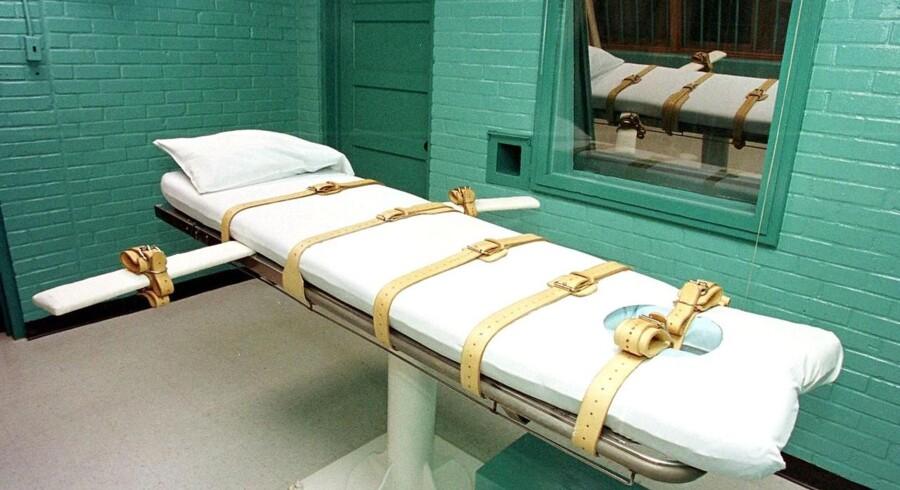 Lundbecks medicin er blevet brugt ved 27 henrettelser i USA.