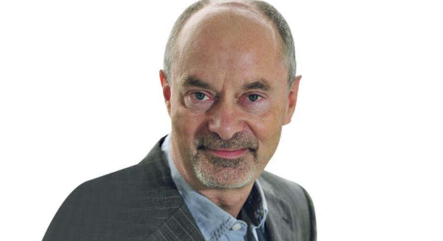 Michael Eisenberg, Kommunikationsrådgiver, Intercom